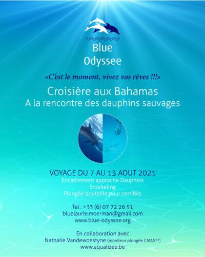 Blue Odyssee Insta